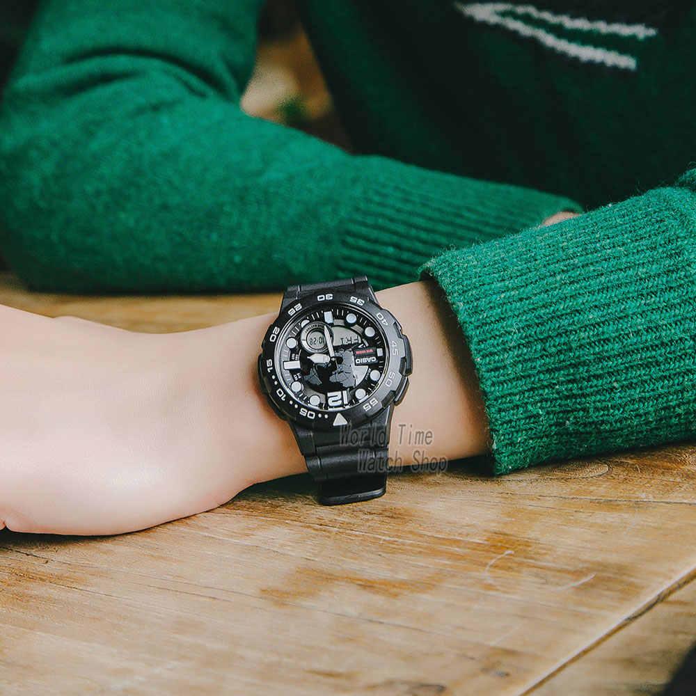Orologio Casio La migliore vendita orologi da uomo esplosione set top brand di lusso LED militare relogio orologio digitale sport 100m orologio da uomo quarzo impermeabile relogio masculino reloj hombre erkek kol saati