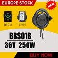 Bafang мотор BBS01B 36В 250Вт bafang BBS01 bafang Электрический велосипед 8FUN мотор среднего привода ebike e-bike комплект для переоборудования электрического вел...