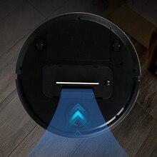 Робот-пылесос мокрого уборщика пыли сухой робот и пол робот умный пылесос автоматическая умная уборочная машина батарея издание
