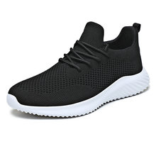 2021 Big Size 46 Lightweight And Breathable Running Sneakers Men Fitness Leisure And Daily Entertainment Men's Sneakers