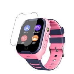 5 шт., прозрачная защитная пленка для экрана, защита для смарт-часов A36E, gps-трекер, локатор, умные часы для детей, SOS