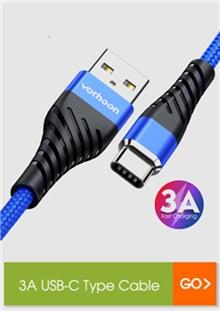 3A USB C Type