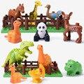 Совместим с моделями животных Duplo  набор строительных блоков  игрушки для детей  мальчики или девочки  развивающие игрушки  детские игрушки  ...