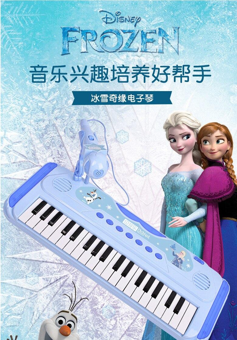 da disney, brinquedo educativo para meninas, frozen 2, 37