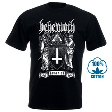 Behemoth The Satanist Shirt S M L Xl Xxl Officl T Shirt Black Death Metal Tshirt