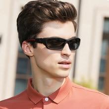 KINGSEVEN – lunettes de soleil polarisées à effet miroir pour homme, ultralégères, monture carrée TR90, Sport, voyage, UV, CE