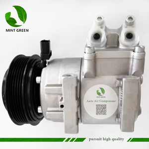 Image 4 - HS15 Auto ac Compressor for Ford Fiesta 1.6L AE8319D629AB AE8319D629AC AE8319D629AD BE8Z19703A 2824731