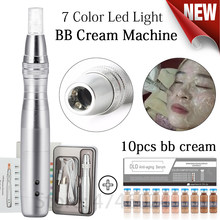 BB Cream Glow Penna Anti-aging Serum Meso Bianco Siero Schiarente Naturale Nude Concealer Make Up CC Prodotti di base DLD coreano(China)