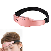 Electric Head Massager Sleep Monitor Migraine Relief Massager Insomnia Therapy Release Stress Sleep Therapy Device Sleeping