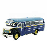 1/72 ARGENTINA/Argentina Mercedes-Benz Bus aleación simulada Metal colección modelo Coche