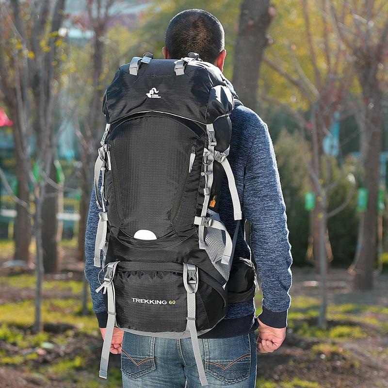 interno esporte viagem trekking escalada sacos de acampamento 04