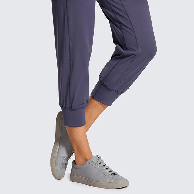 Comfy Yoga Jogger Capri with Pockets