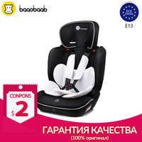 Baaobaab BA05A RU ES UA CZ bezcłowy wszystkie z zamorskich magazynów 9m-12lat stary fotelik samochodowy dla dziecka 9-36 kg foteliki dziecięce Booster