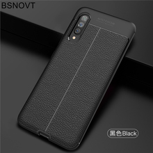 For Samsung Galaxy A90 5G Case Soft TPU Silicone Leather Cover 6.7 BSNOVT