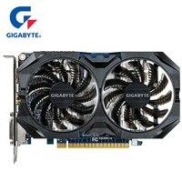 GIGABYTE Graphics Card GTX 750 Ti Original Card with NVIDIA GeForce for PC Used Cards GTX 750Ti GPU 2GB GDDR5 128 Bit Video Card