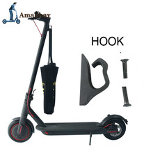 Electric Scooter Bag Charger Hook For Xiaomi Mijia M365 & M365 PRO Front Hook Hanger Helmet Bag Claw Skateboard Handle Part scooter front suspension fork for xiaomi mijia m365 mi m365 pro electric scooter for max g30 front tube shock absorption parts