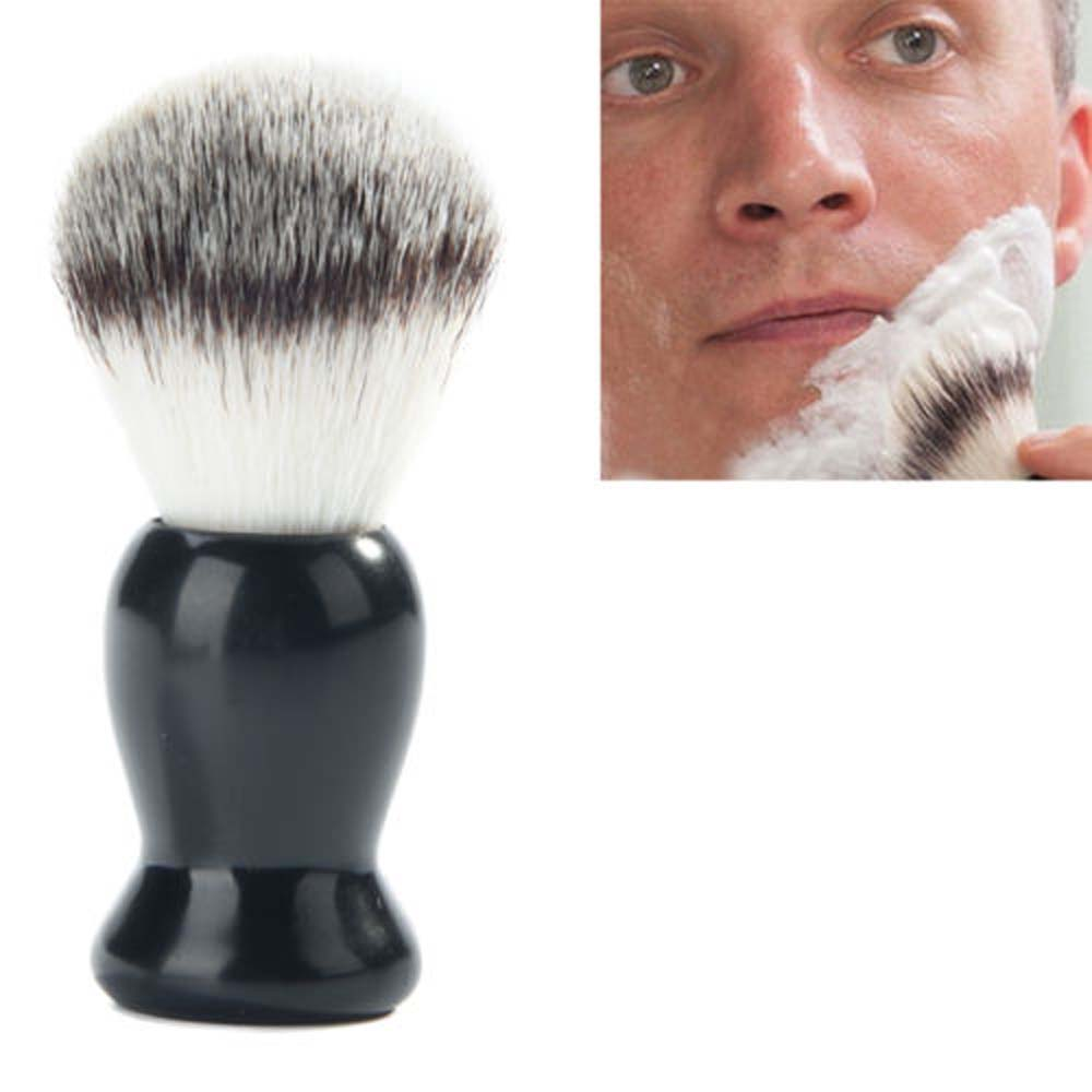 New Man Pure Badger Hair Shaving Brush Wood 100% for Razor IT Double Edge Safety Straight Classic Safety Razor cleaning tools(China)