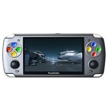 POWKIDDY X20 Linux 5.0 pouces IPS écran RK3128 rétro vidéo Console de jeu portable intégré 3600 jeux PS1 jeux cadeaux pour enfants