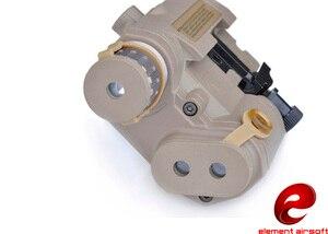 Image 2 - Z TAC LA 5 UHP Görünüm Sürüm Kırmızı Nokta Lazer gece çekim mikro LED el feneri EX396 DE
