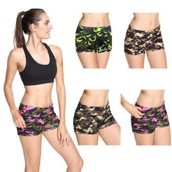 Camouflage High Waist Workout Shorts Vital Seamless Fitness Yoga Short Sport Women Gym Leggings Scrunch Butt Yoga Shorts #YJ