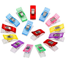 Plastic Clips Clamps Postcard Tickets-Notes Letter Binding Sewing-Craft Photos Cute 20pcs