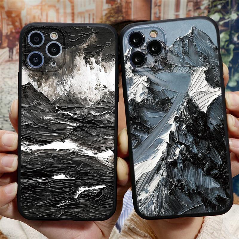 Mountain Silicone Case 21