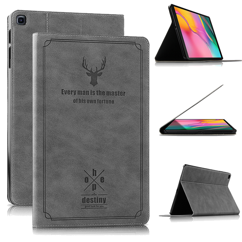 Case for <font><b>Samsung</b></font> Galaxy <font><b>Tab</b></font> <font><b>A</b></font> 2019 SM-T510 SM-T515 T510 T515 Tablet <font><b>cover</b></font> Stand Case for <font><b>Tab</b></font> <font><b>A</b></font> <font><b>10.1</b></font>'' 2019 tablet case+gift image