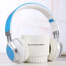 Headset foldable cable headphones with microphone wired headphones стоимость