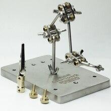 Aparejo de acero inoxidable de alta calidad, sistema de aparejo 300 para el personaje de animación stop motion