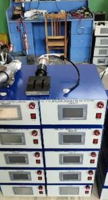 N95 KN95 face mask welding machine with transducer/ mask machine parts