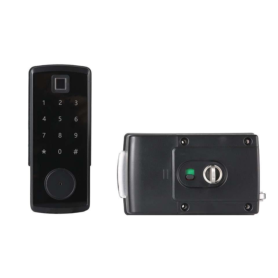 TTLOCK APP Wifi Anahtarsız Erişim şifre IC kart parmak izi akıllı üstten kilit