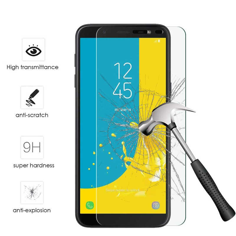 Tempered Glass Screen Protector For Samsung Galaxy A70 A50 A40 A30 A20 A10 A7 2018 S10 Lite Plus S8 S9 Plus Protective Film
