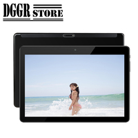 NEW Sided Super Toughened Glass Screen Tablet 10 inch IPS tablet PC Android 9.0 OS Quad Core 1.5GB RAM 32GB ROM Wifi GPS Tablet