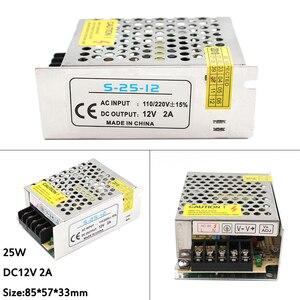 AC DC 12 V Schalt Netzteil Mean well AC-DC SMPS 220V ZU 12 V Stromquelle Netzteil 12 V 3A 5A 10A 12A 15A 20A 30A MeanWell
