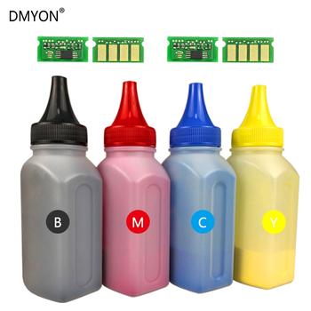 DMYON Toner kompatybilny dla Ricoh SPC250 SPC250DN SPC250SF Toner drukarki laserowej butelkowanej Toner wkład tonera tanie i dobre opinie CN (pochodzenie) SPC250e SPC250DN SPC250sf Drukarka laserowa Compatible For Ricoh Black Cyan Magenta Yellow 40g pc
