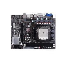 USB 2.0 Motherboard RJ45 Interface PCI High Performance SATA II DDR3 Computer Accessories LGA1366 Easy Install CPU A55