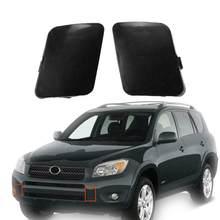 Cubierta de ojo de gancho de remolque para Toyota RAV4, parachoques delantero, accesorios para coche, 2006, 2007, 2008, 2009, Uds.