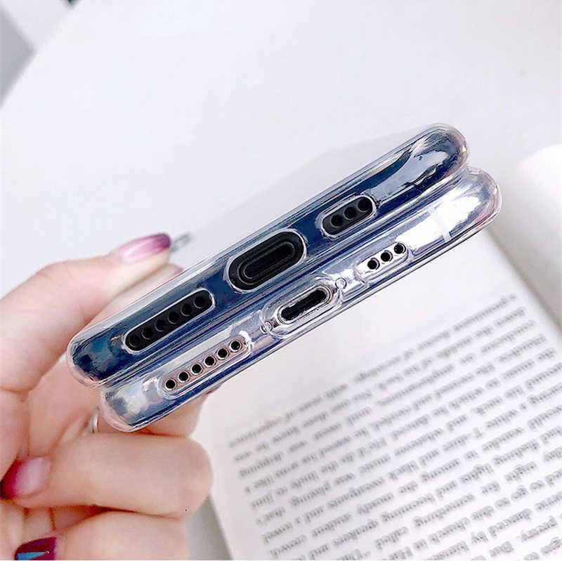 かわいい漫画ガール柄電話ケース iphone 7 プラス XR × 8 6 6s プラス 5 5s ソフト TPU シリコン小箱 iphone 11 プロ XS 最大カバー