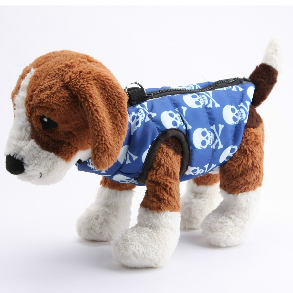Waterproof Dog Jacket and Warm Pet Clothing with Zipper Design 16