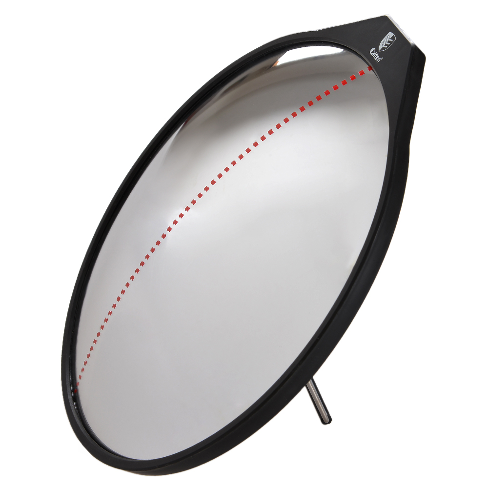 Wide Angle Golf Convex Mirror For Swing And Putting Golf Training Aid Outdoor Sports Training Mirror Golf Accessories