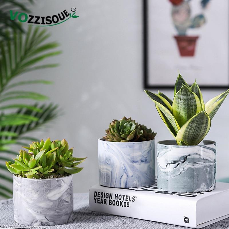 Nordic Ceramic Vase Indoor Plant Pots