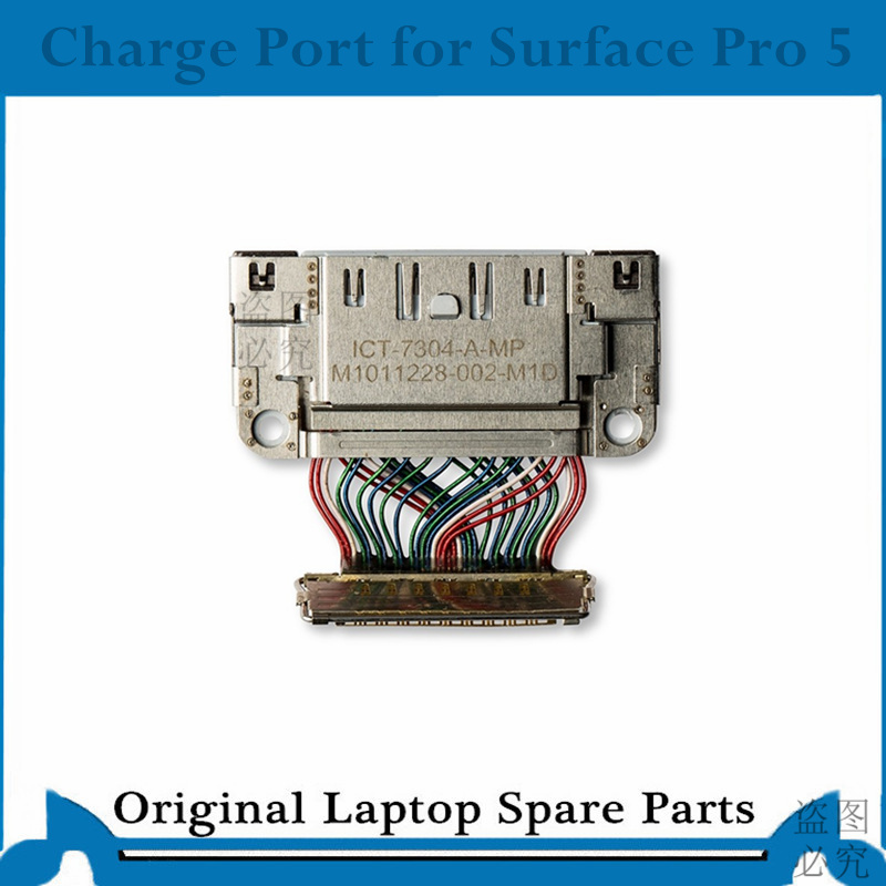 Original Charge Port For Surface Pro 5 1769 Charge  Connector Worked Well