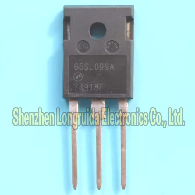 10 pces 65sl099a ap65sl099awl to 247 mosfet transistor