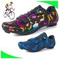 Новинка 2021, велосипедные кроссовки для мужчин и женщин, спортивные кроссовки для езды на велосипеде по бездорожью, кроссовки на плоской под...