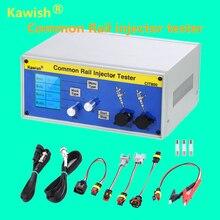 Kawish! Màn Hình LCD Lớn CIT800 Diesel Thông Đường Sắt Kim Phun Máy Diesel Piezo Kiêm Bật Lửa Bút Thử Điện Từ Kim Phun Lái Xe