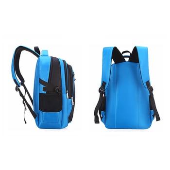 2020 hot new children school bags for teenagers boys girls big capacity school backpack waterproof satchel kids book bag mochila 2