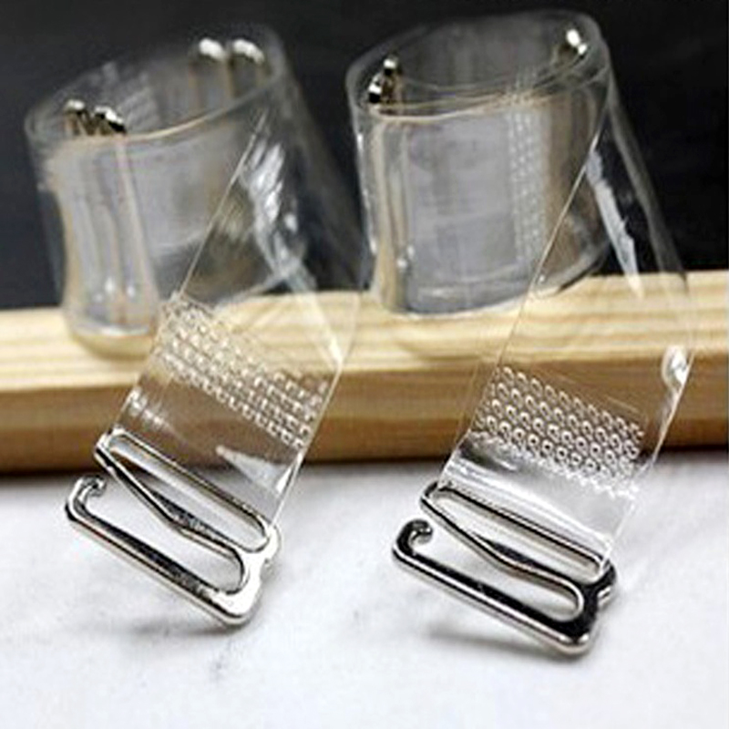 3 пары = 6 шт., ремень с металлической пряжкой для бюстгальтера, женские эластичные прозрачные силиконовые регулируемые невидимые аксессуары bra strap belt bra strap adjustersilicone bra straps   АлиЭкспресс