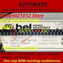SZFTHRXDZ 100% جديد الأصلي (100 قطعة) 0ZCA0035FF2G OZCA0035FF2G SMD1206