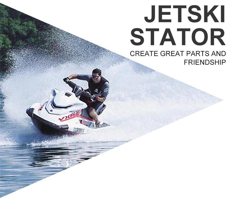 JETUNIT 100/% premium jetski Stator Assembly Generator Mangento For Kawasaki 21003-3732 JS 800 750 SXI//SXI PRO//800 SX-R motor part JET SKI