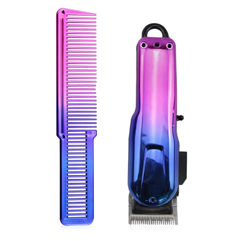 Hair Clipper Accessories Comb Cutting Combs Barber Back Housing Cover High Quality And Brand New